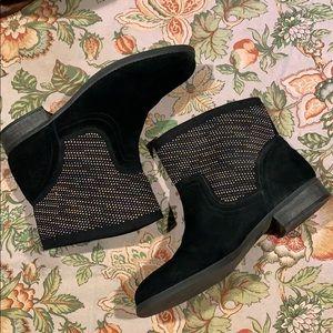CARLOS Alton bootie, leather size 10